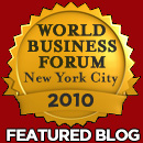 Featured Blog World Business Forum 2010